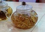 Чай из женьшеня польза
